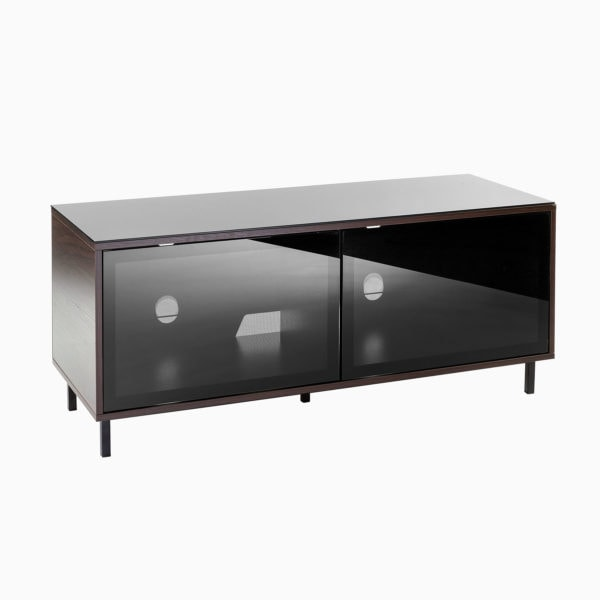 "Inertia Stratos DDSETVC-1200WAL Walnut TV cabinet for up to 55"" screens"